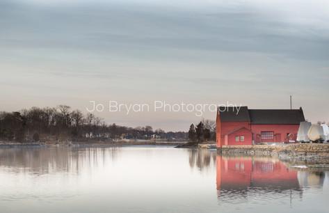 Red Barn Grey