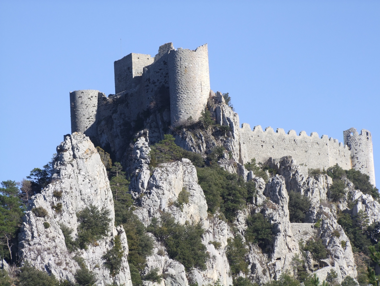 Discover the Cathar castles