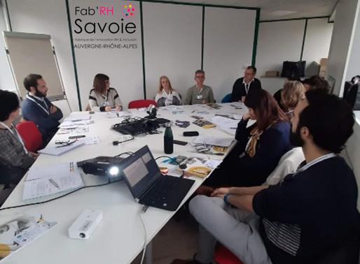 Retour sur la réunion des contributeurs de Fab'RH Savoie 17 janvier 2020