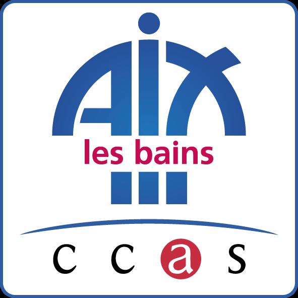 logo CCAS aix les bains