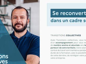 Transitions collectives : un nouveau parcours de formation pour la reconversion de vos salarié(e)s