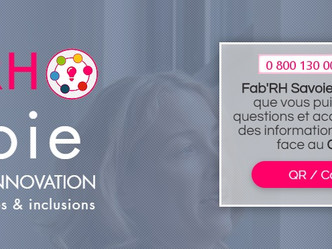 Fab'RH Savoie se mobilise :  FAQ & Visio conférence