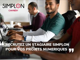 Recrutez un stagiaire Simplon pour vos projets numériques