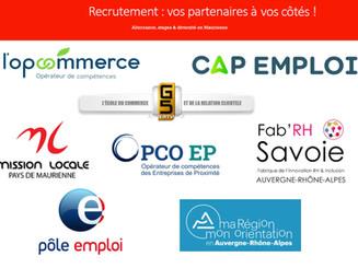 Recrutement en Maurienne : Vos partenaires à vos côtés !