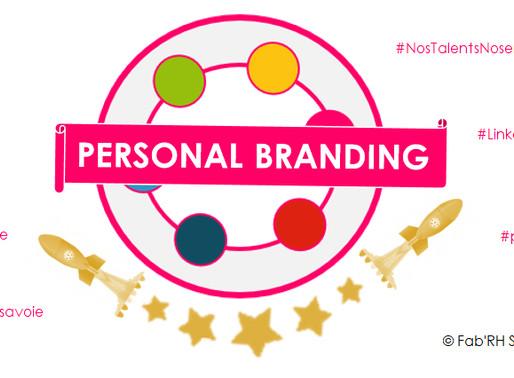 "Programme de formation ""Personal Branding"" #fabrhsavoie"
