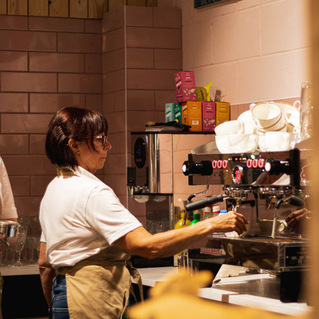 Now Hiring: Part Time Front of House Barista