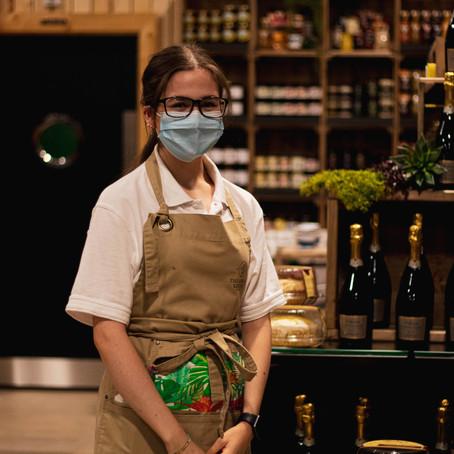 Now Hiring: Part Time, Temp Retail Assistant