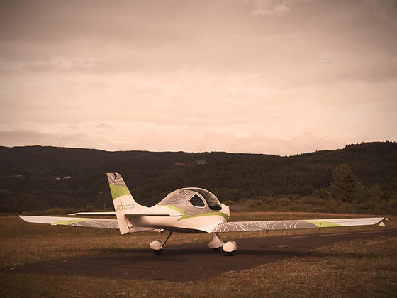 Heure de vol sans instructeur Faeta