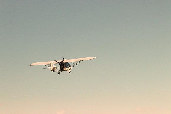 Pack 10 heures de vol avec ou sans instructeur