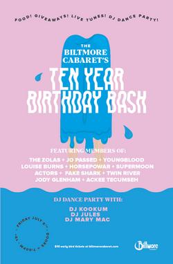 Biltmore bday bash 2018