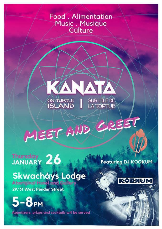Kanata meet and greet Jan 26