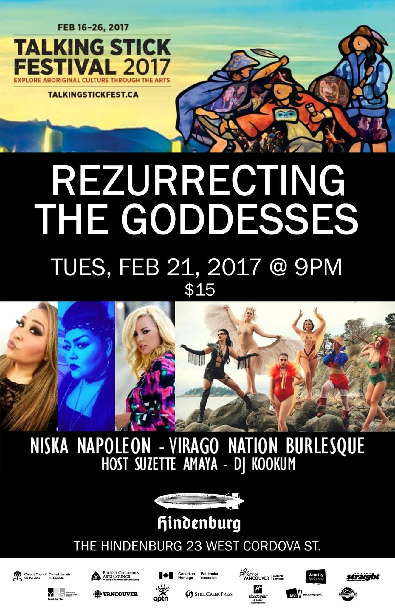 TSF2017 rezur goddesses full poster