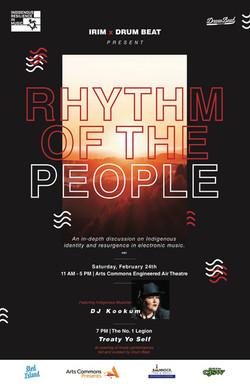 rhythem of the people