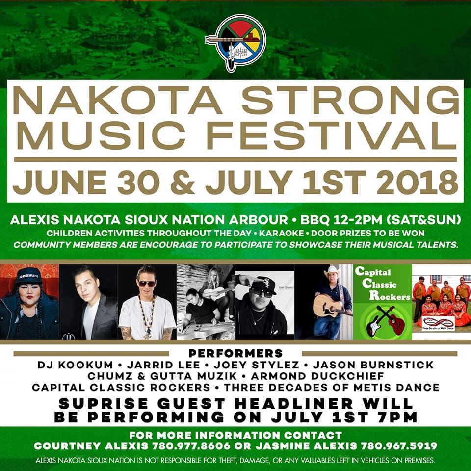 nakota strong 2018