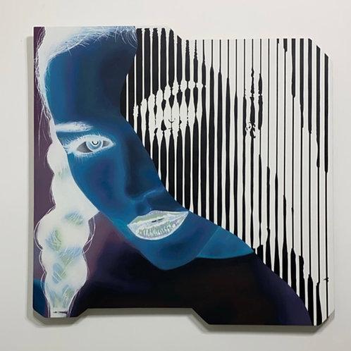 """""""Inversion"""" Original Painting"""