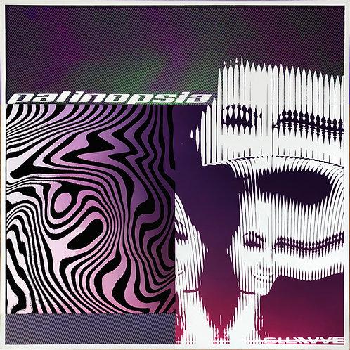"""""""palinopsia"""" Original Painting"""