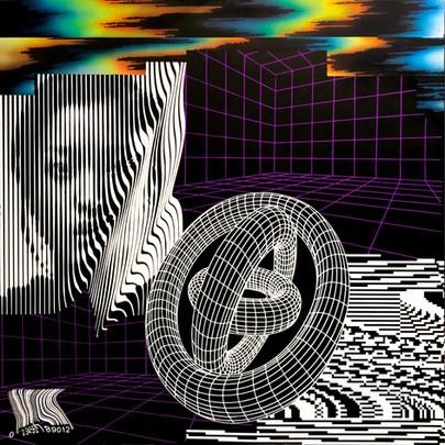2' x 2' Acrylic on MDF Simulator