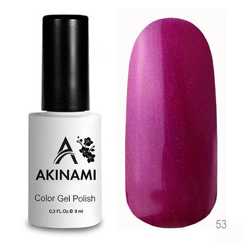 Akinami Color Gel Polish 053