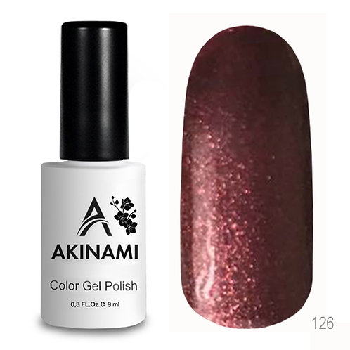 Гель-лак Akinami Color Gel Polish AСG126