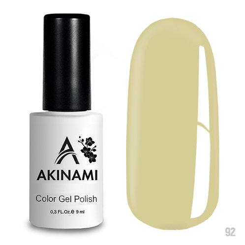 Akinami Color Gel Polish 092