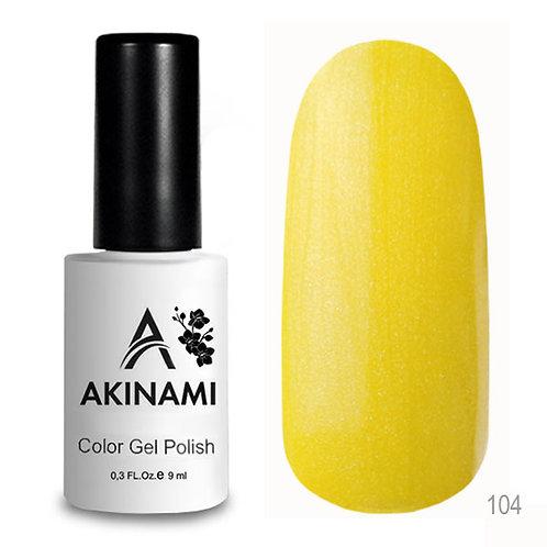 Akinami Color Gel Polish 104
