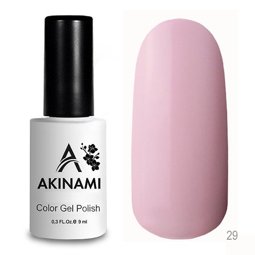 Akinami Color Gel Polish 029