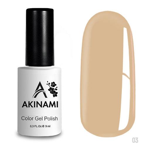 Akinami Color Gel Polish 003