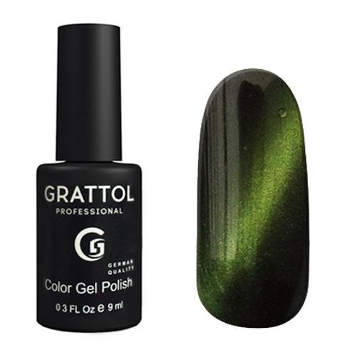 Grattol Color Gel Polish Crystal Green 003