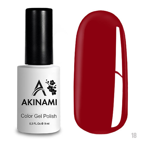 Akinami Color Gel Polish 018