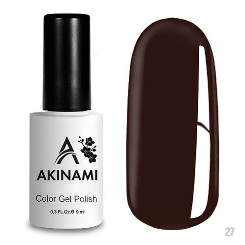 Гель-лак Akinami Color Gel Polish AСG027