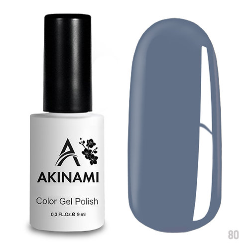 Гель-лак Akinami Color Gel Polish AСG080
