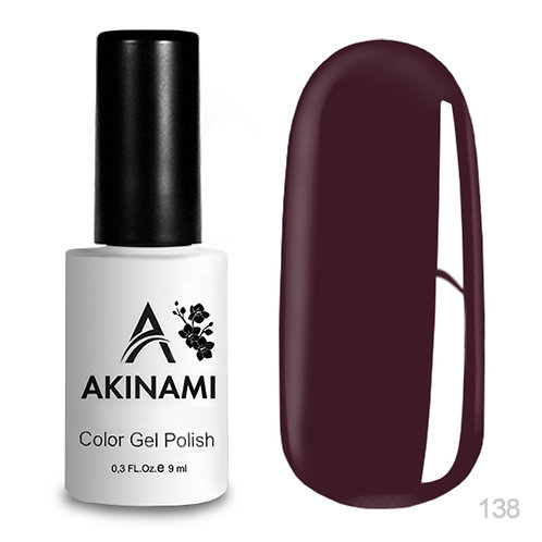 Akinami Color Gel Polish 138