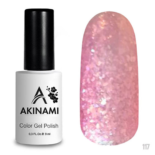 Akinami Color Gel Polish 117
