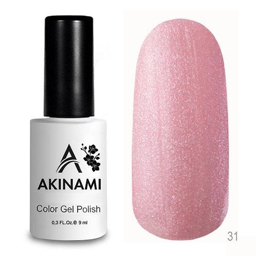 Akinami Color Gel Polish 031