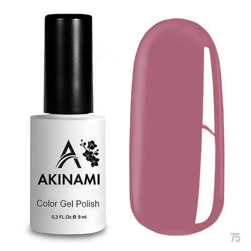 Гель-лак Akinami Color Gel Polish AСG075