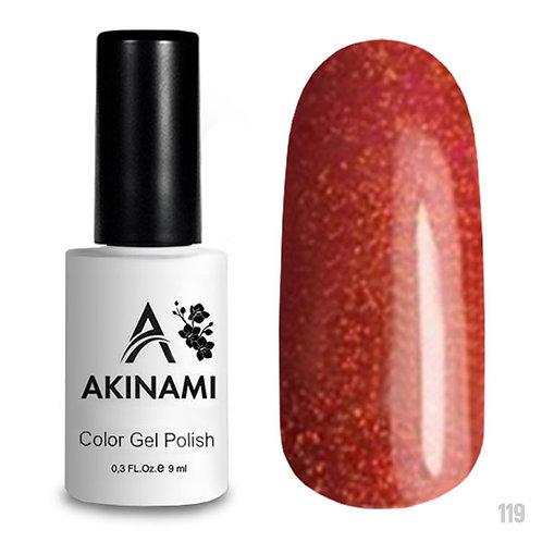 Akinami Color Gel Polish 119