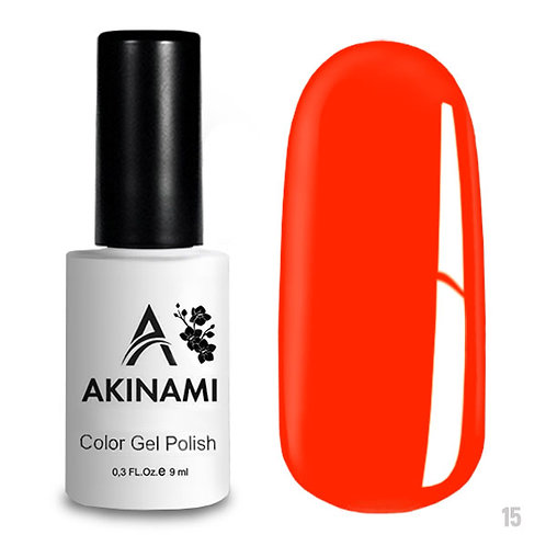 Akinami Color Gel Polish 015