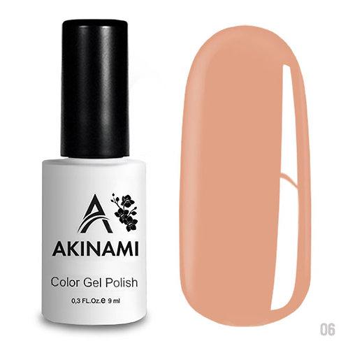 Akinami Color Gel Polish 006