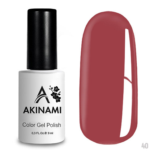 Akinami Color Gel Polish 040