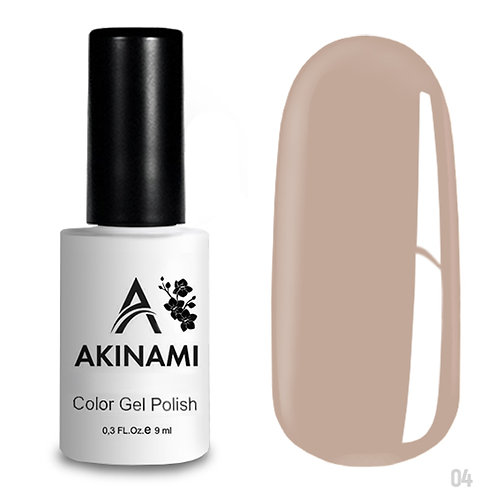 Akinami Color Gel Polish 004