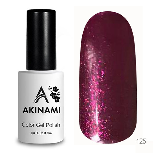 Akinami Color Gel Polish 125