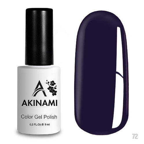 Akinami Color Gel Polish 072