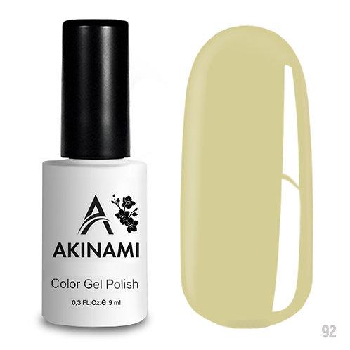 Гель-лак Akinami Color Gel Polish AСG092