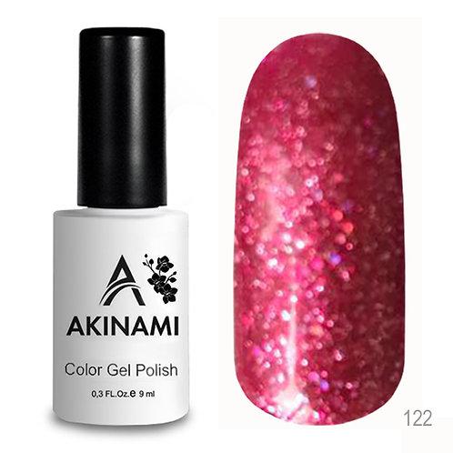 Akinami Color Gel Polish 122