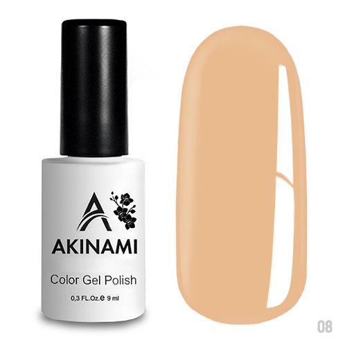 Akinami Color Gel Polish 008