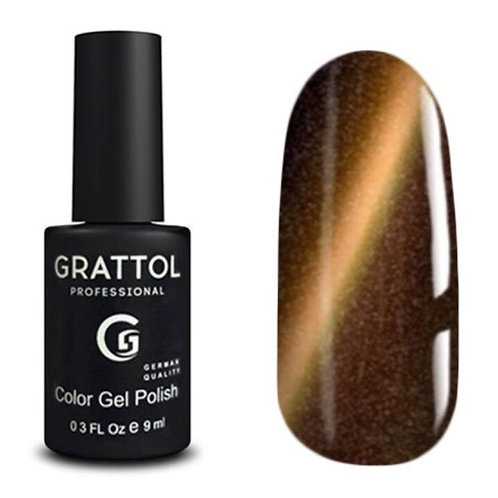 Grattol Color Gel Polish Magic Coffee 005