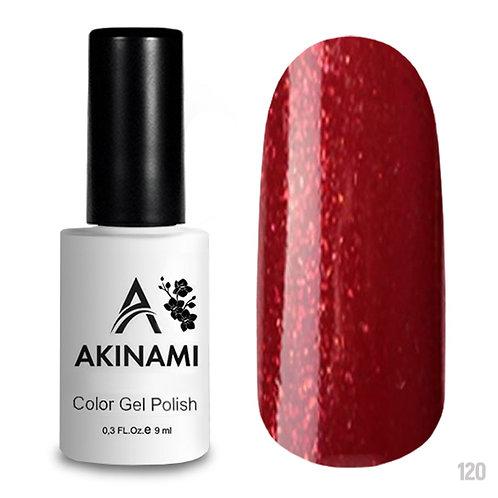 Гель-лак Akinami Color Gel Polish AСG120