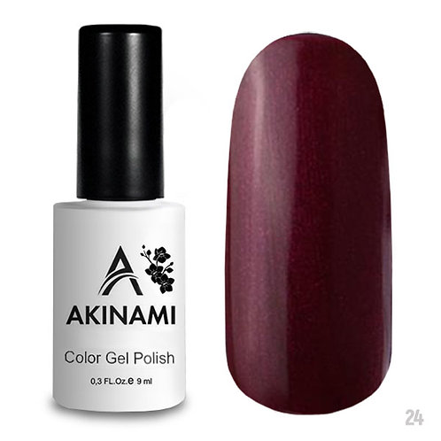Akinami Color Gel Polish 024