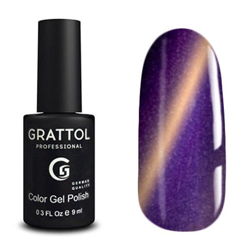 Grattol Color Gel Polish Magic Indigo 002