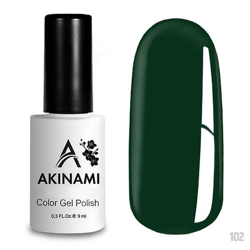 Akinami Color Gel Polish 102